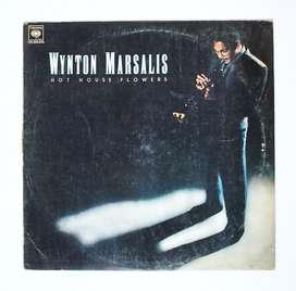Wynton Marsalis Hot house flowers Vinilo LP Jazz Blues