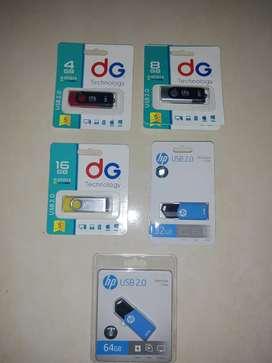 Memoria USB dg