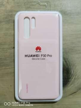 Huawei silicone case p30 pro originales