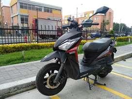 Venta Único Dueño Moto Kymco Rocket