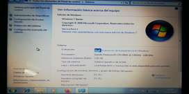 Notebook hp perfecto estado