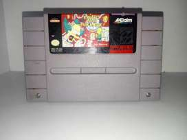krusty super fun house snes nintendo simpsons