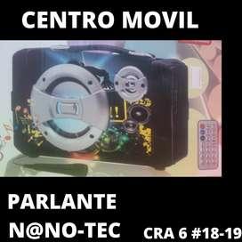 PARLANTE N@NO-TEC