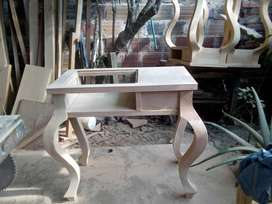 Mesa maniquíes