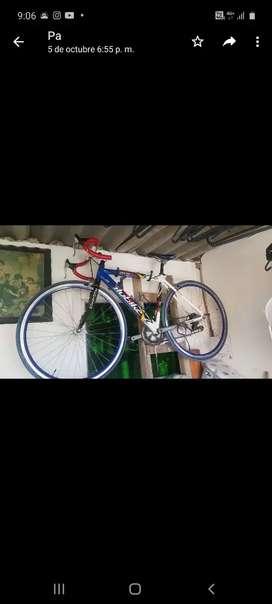 Bicicleta Ruta alubike