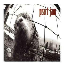 Rock Cd Pearl Jam - Vs (Versión Digipack)