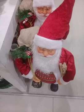 Muñevos navideños noeles y noelas