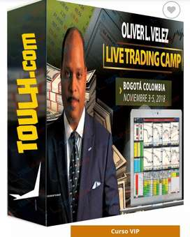 Curso en linea; live trading camp 2018