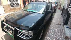 Camioneta Doble cabina Chevrolet Luv
