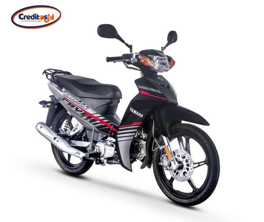 Moto Caballito Yamaha Crypton T110  ( 2020) 0