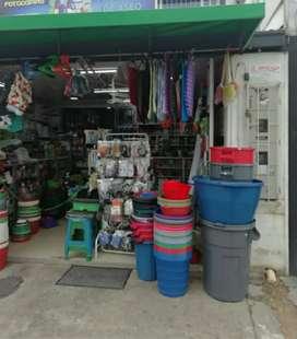 Vendo Almacen Productos de aseo y para el hogar