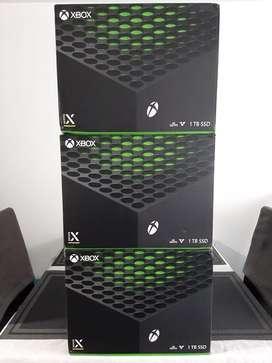Vendo Xbox series x