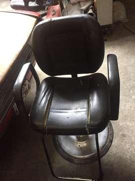 Venta de asiento de peluqueria
