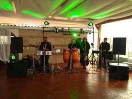 Orquestas Grupos musicales Sonido Luces Serenatas Músicos en Tunja Duitama Sogamoso Paipa Nobsa Boyacá Minitecas