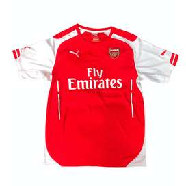 Camiseta Original Titular Arsenal 2014/15