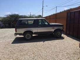 Ford Bronco 1994 4x4