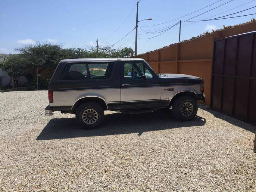 Ford Bronco 1994 4x4 0