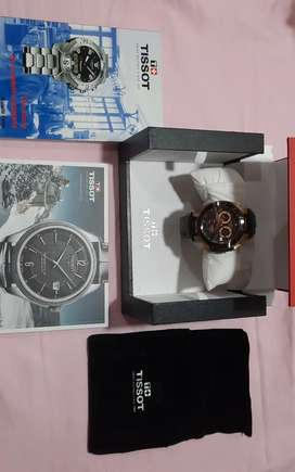 Reloj Tissot  t  -Race  vendo o cambio me interesa tecnología