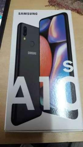 Samsung a10S .. 2 semanas de uso