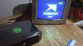 XBOX Clásico impecable