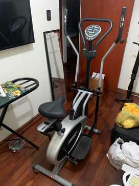Máquina elíptica/bicicleta Best