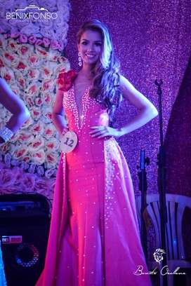 Vestido de Gala VILAGO (Eduardo Villamar)