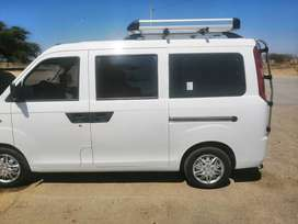 Vendo Mini Vans Chery Q22 año 2021
