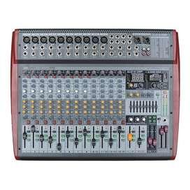 vendo o cambio Consola Mixer Pa Pro Audio Mx-16 parlante eminence omega pro 18 pulgadasusb 16ch