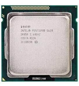 Procesador Pentium G620 LGA 1155