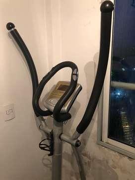 Caminadora Elíptica magnética Semikon usada