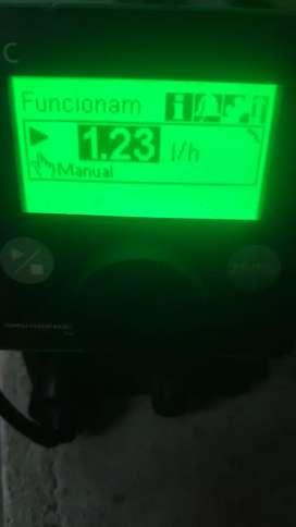 Bomba docificadora grundfoos 6l/h máximo