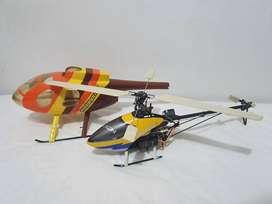Helicóptero Align T-rex 250 + Fuselaje + Batería