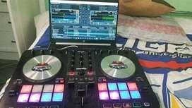 Controlador DJ Reloop Beatmix 2