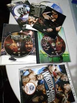 Cd Triple H Y Wrestle Mania Xxviii