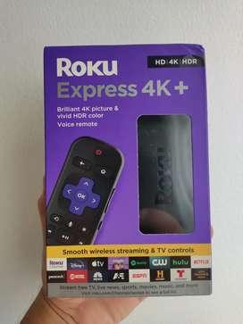 Roku express 4k+