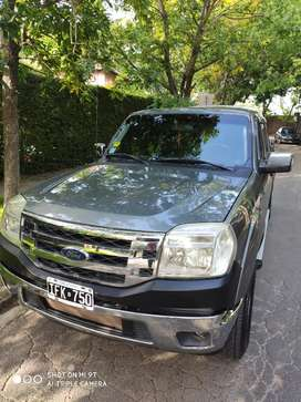 FORD RANGER DOBLE CABINA 3.0 4x4 LIMITED 2009 LINEA 2010 TITULAR