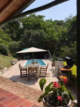Se alquila hermosa finca ubicada en Silvania Cundinamarca