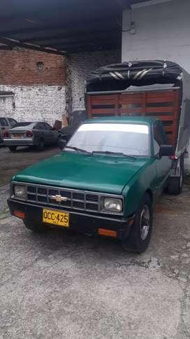 Chevrolet luv 1600 4x4 1988
