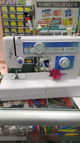 Vendo maquinas de coser nuevas y usadas garantía 12 meses