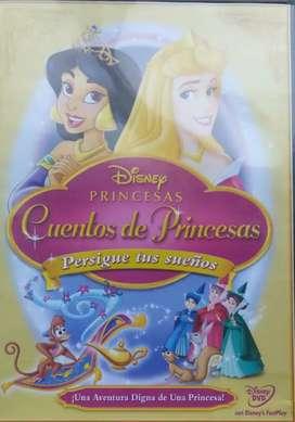Cuentos de princesas, persigue tus sueños