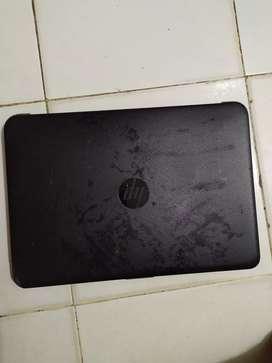 "Portátil HP 14"" Amd Ryzen 3/4gb Ram/Negro"