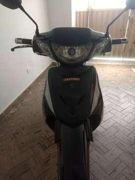 Vendo moto modelos 2011 marca unik  110