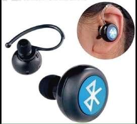 Mini Auricular Bluetooth Discreto Micrófono Y Llamadas