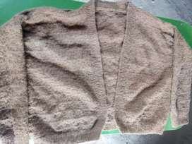 Vendo chompas, suéter ,  casacas hecho a mano