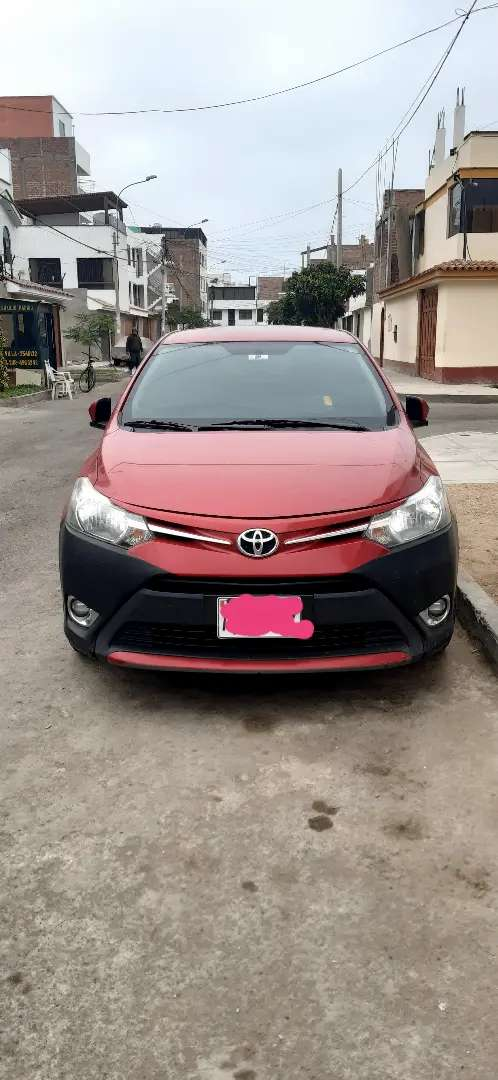 Toyota Yaris 2016 0