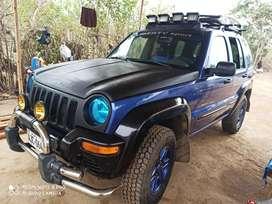 Hermosa Jeep Liberty SPORT 2003 Automática