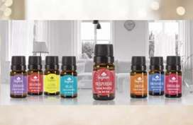 Set de aceites aromatizantes para hornillo Biogreen