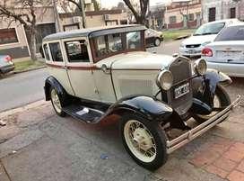 VENDO/PERMUTO/FINANCIO Ford A 1931