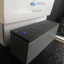 Altavoces Meidong Chocolate - Altavoces portátiles para exteriores con Bluetooth