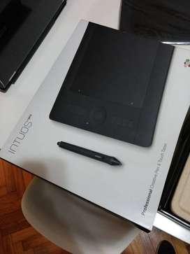 Tableta Wacom Intuos Pro Pth651l Medium